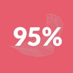 Logo 95% | BeC