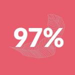 Logo 97% | BeC