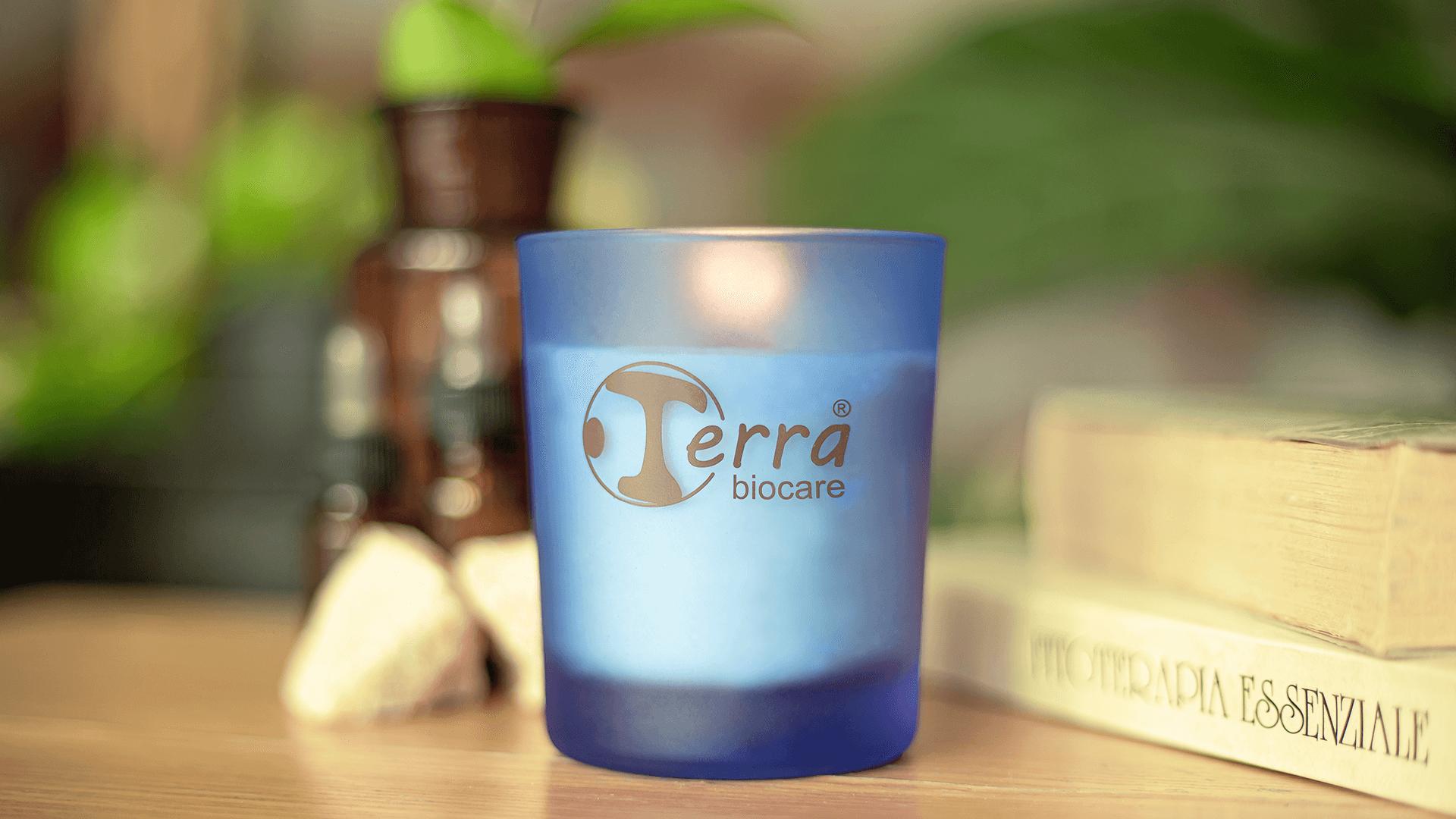 bec-natura candela aromaterapia
